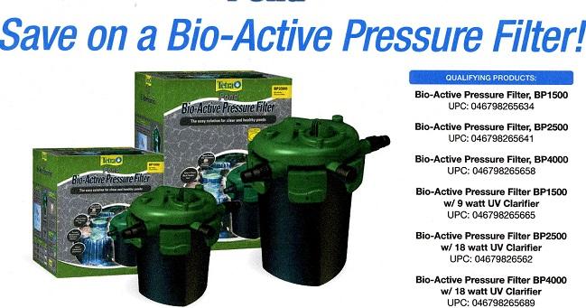 Tetra Bio Active Filter