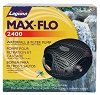 SALE Laguna MaxFlo Waterfall and Filter Pumps