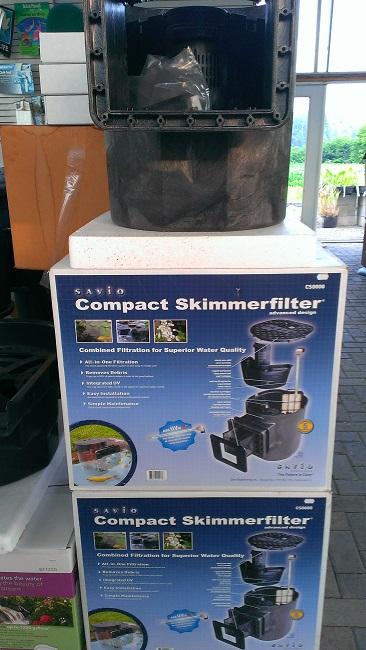 Savio compact Skimmer