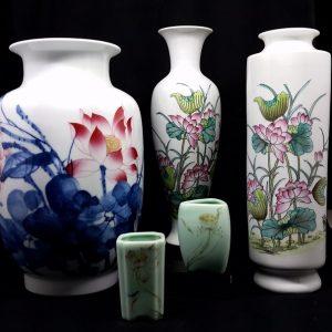 Chinese Porcelain Vases