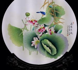 Chinese Porcelain Plates