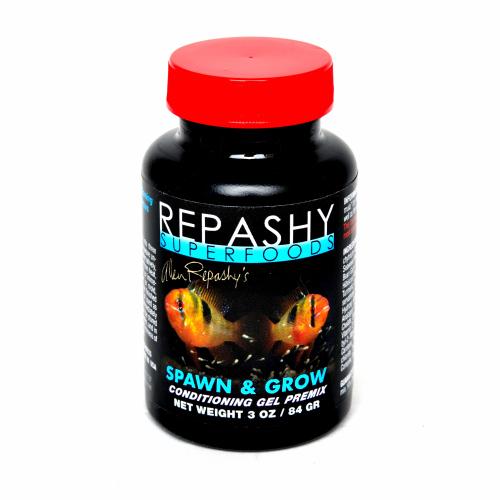 Repashy Spawn and Grow
