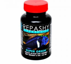Repashy Super Green goldfish food