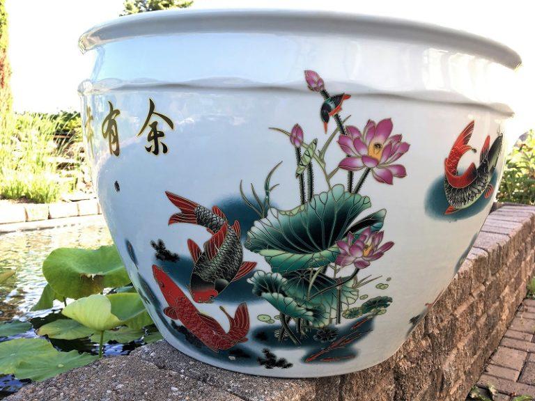 Earn More Money Lotus Pot