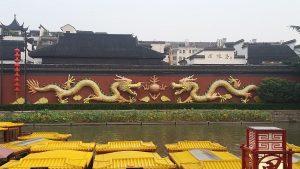 Colorful Lantern in Qinhuai