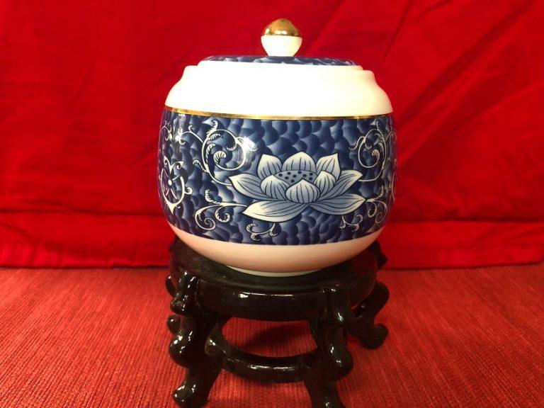 Chinese Tea Caddy