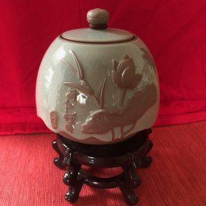 Cháyèguàn Tea Caddy