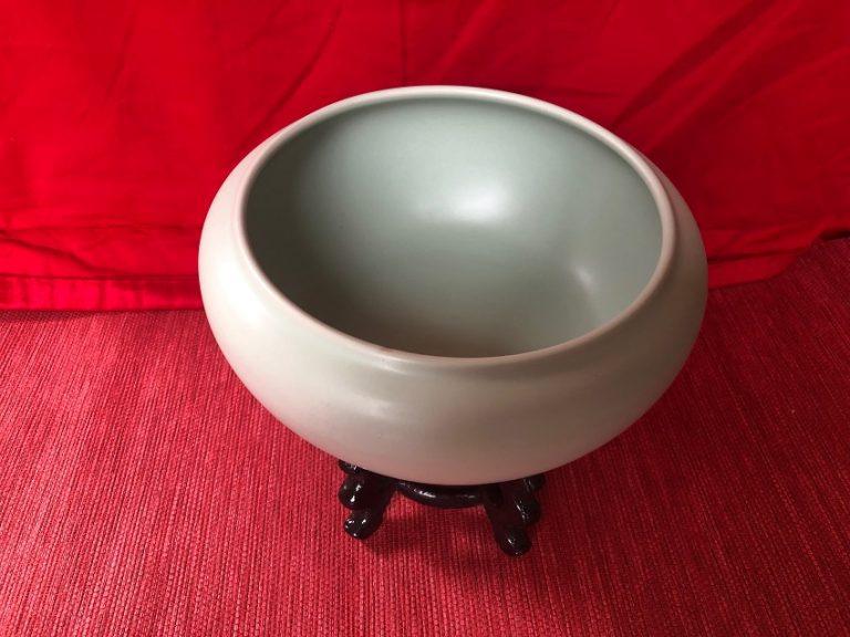 Solid Micro Lotus Pot 10
